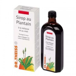 Sirop au plantain Dr Theiss